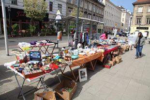 Az ősz 5 legjobb bolhapiaca Bécsben