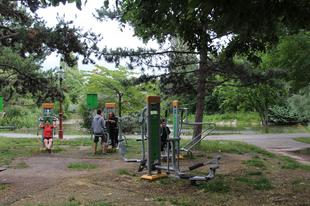 Játszótér felnőtteknek Bécsben