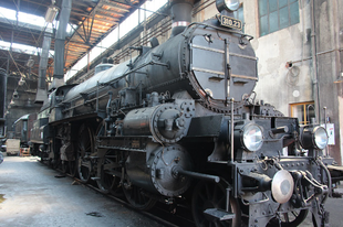 Vasútmúzeum megszállottaknak