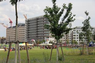 Az utóbbi negyven év legnagyobb parkja Bécsben