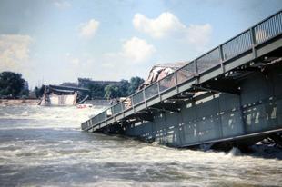 A híd, mely áldozatot követelt Bécsben