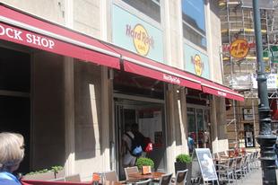Hard Rock Café Bécsben