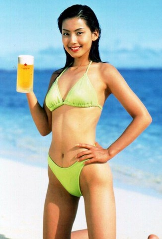 Plamo Addiction: Girls Generation / Kara / Japanese Beer Girls |Japanese Beer Girls