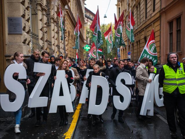 A Jobbik fiaskója