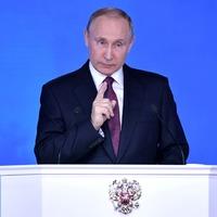 Putyin sokkoló bejelentései
