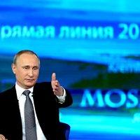 Putyin hekkeltetett, vagy mégsem