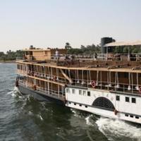 Hajóval a Níluson