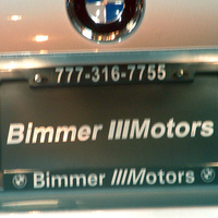 Mexikói Bimmer