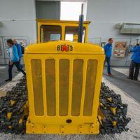 Traktormúzeum, Csebokszári