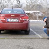 Parkolók – csak gumiembereknek?