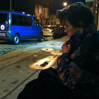 Hajléktalanokat ment a Kék Angyal
