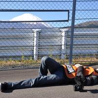 Turbóhegyek, lehengerlő dízel-erő, libbenő csodák a Fuji lábánál, szalonautó romokból