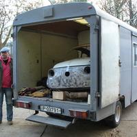 200 eurós driftautó – Bécsből