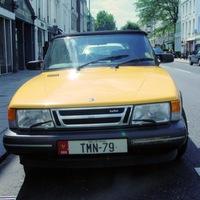 Egy boldog Saab