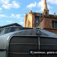 Mercedes-Benz márkaszerviz Nigériában