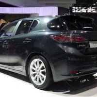Ezzel a Lexus-szal akarják meghódítani Európát