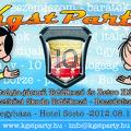 Tizedszerre is - KGST Party és Rozsdafesztivál