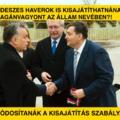 Fideszes haverok is kisajátíthatnának magánvagyont az állam nevében?!