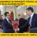 A Fidesz leradíroz 38 tervezett főutat, 52 hídépítést és 52 elkerülőutat?