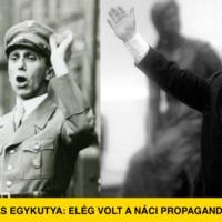 Orbán és Goebbels egykutya