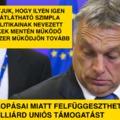 Fideszesek lopásai miatt felfüggeszthetnek több ezer milliárd uniós támogatást