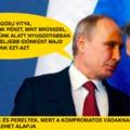 Orbán és a kompromat-kormány, no meg a maffia párt