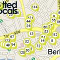 Berlin (másik?) arca - térképen