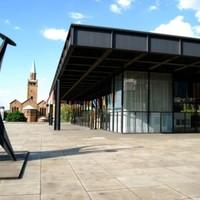 Neue Nationalgalerie - Ludwig Mies van der Rohe (1965-68)