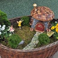 Kerti út készítése minikertbe