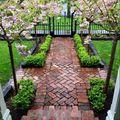 Lusta kertészek előkertjei