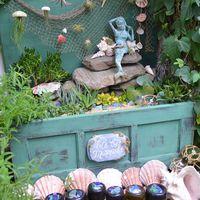 Új trend a minikertben - sellőkertek, avagy kert a tengerben