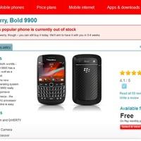 Az angol Vodafone minden új Boldot eladott