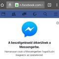 Itt az új Facebook-diktátum: végleg ugrik a webes chat mobilon?