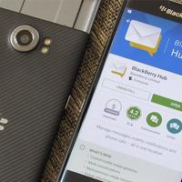 Frissítéshegyek jöttek a BlackBerry androidos csomagjához