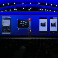 További torpedókat kap a BBM a régi BlackBerryken