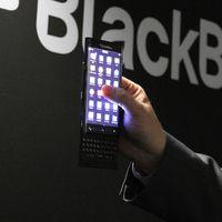Jövő héten bejelenthetik az androidos BlackBerryt?