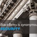 A biztonságán bukott a BlackBerry?