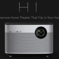 XGIMI H1 projektor – A minőség etalon rúdja