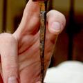Egy szög Jézus keresztjéből?