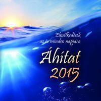 Áhítat 2015 - igék és témák bibliaprogramokhoz