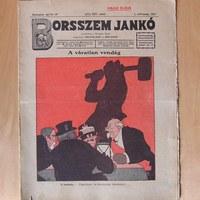 Borsszem Jankó 1917