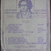 Hadifogolytábori műsorlapok 1916-1917