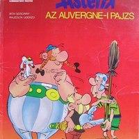 Asterix - Az auvergne-i pajzs 1975