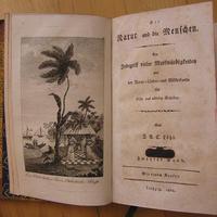 Die Natur und die Menschen 1804-1805