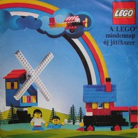 A LEGO mindennap új játékszer 1975