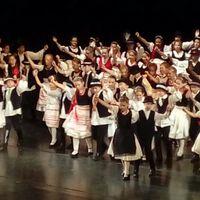 Össztánc - A Bicskei Csillagszeműek az Erkel Színház színpadán