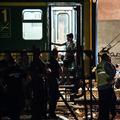 Menekültszerelvény a másik oldalról - Köszönjük Pálfi Balázs művészi dokumentációját