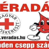 Aki most ad vért, kétszer ad! - Augusztus 10. 11-16 h
