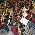Meghívó a Bicskei Fesztivál Fúvószenekar karácsonyi koncertjére