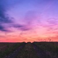 Napfelkelte a Máléhegyről - Fotó: Szűcs Matyi